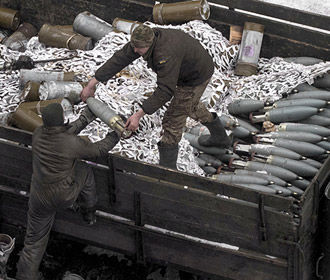 НАТО готово помочь Украине с обеспечением безопасности на складах боеприпасов - Климкин