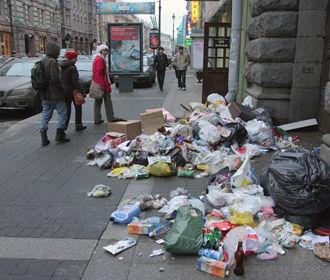 Гройсман пообещал Львову 50 миллионов на мусорный полигон