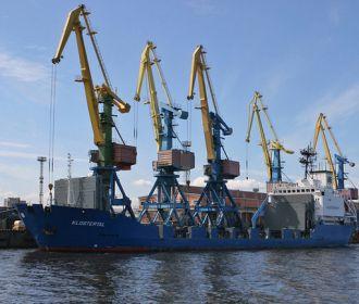 Украинские морпорты этого года потеряли 17% транзита