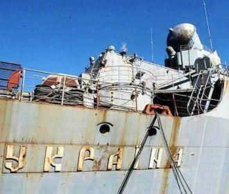 """В Раде рассказали, почему не смогли бы достроить ракетный крейсер """"Украина"""""""