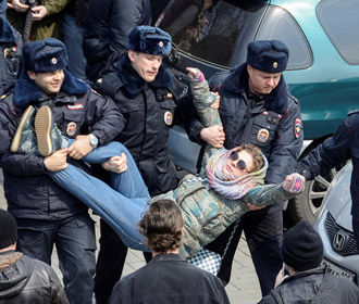 Госдума обязала организаторов согласованных митингов сообщать властям об их отмене