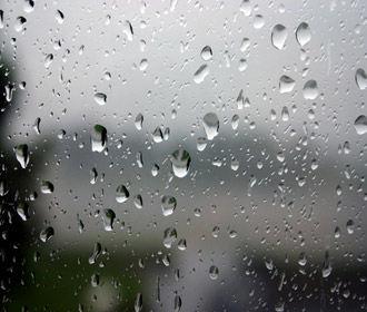 В Украину в ближайшие сутки придут дожди