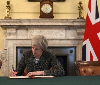 Великобритания вступила в самую сложную фазу переговоров по Brexit - Мэй