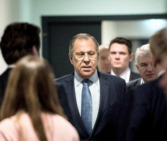 Лавров сообщил, чего ждет от встречи Нормандского формата в Париже