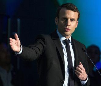 Макрон заговорил о выходе Франции из ЕС
