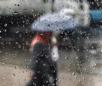 Выходные в Украине ожидаются дождливые и прохладные