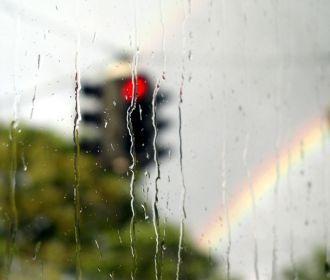 На выходные в Украине ожидается дождливая погода