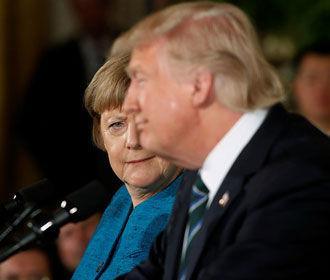 Трамп пристыдил Меркель за «Северный поток-2» и НАТО
