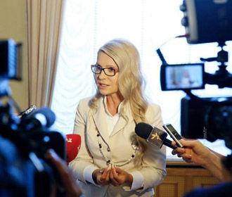Народный фронт ведёт переговоры с Тимошенко