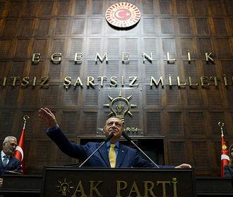 Эрдоган: Россия и Иран не являются для Турции целями в Сирии