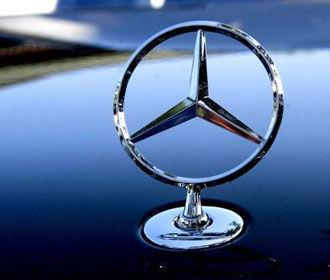 В Николаеве военный пытался украсть Mercedes