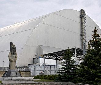 На ЧАЭС завершилось строительство объекта Укрытие