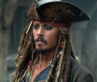 Деппа задумали заменить женщиной в «Пиратах Карибского моря»