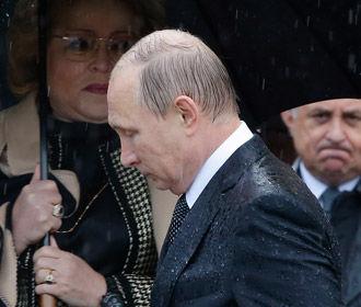 Рейтинг Путина среди россиян обвалился до рекордного минимума