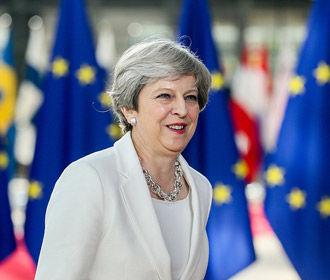 Голосование в британском парламенте по сделке по Brexit состоится до 12 марта - Мэй