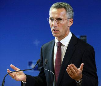 НАТО уже укрепила свое присутствие в Черноморье - Столтенберг