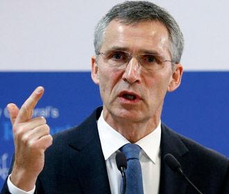 НАТО реагирует на усиление российских вооруженных сил пропорционально и взвешенно - Столтенберг