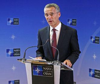 Россия должна обеспечить свободу навигации в Азовском море – генсек НАТО
