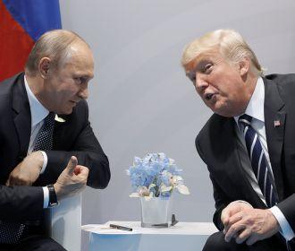 Путин предложил Трампу обсудить болевые точки