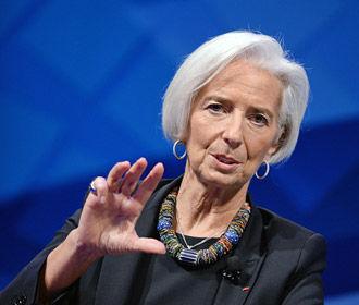 Лагард официально номинирована на пост главы ЕЦБ