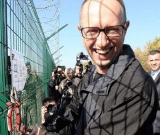 """Украина отсрочила строительство """"Стены"""" на границе с Россией до 2025 года"""