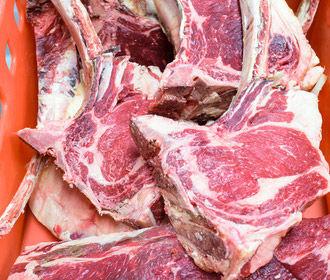 Россия заблокировала транзит американского мяса в Казахстан