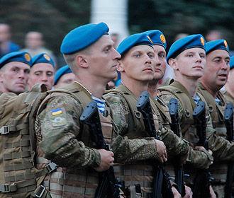 В Украине появятся новые воинские звания