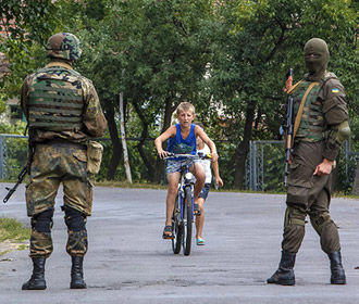Украинцы считают наиболее актуальной проблемой для страны военный конфликт на Донбассе