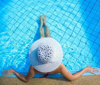 Как выбрать покрытие для бассейна?
