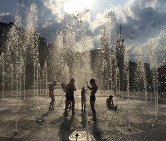 В Украине в четверг ожидается сухая и жаркая погода