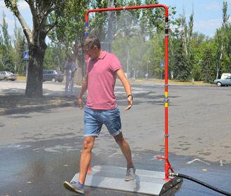 В Украине в ближайшие сутки удержится жаркая погода