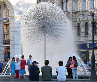 В Украине удерживается теплая и сухая погода