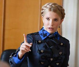 Суд отклонил иск Тимошенко о незаконной агитации Порошенко