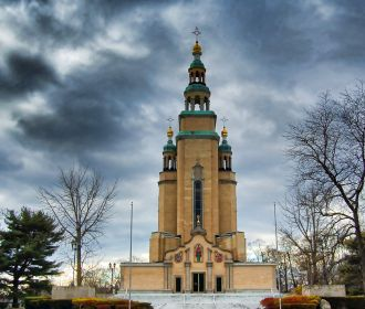 Украинское кладбище президентов и прочих
