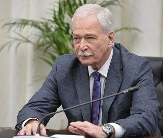 """Грызлов не исключил, что киевская """"партия войны"""" может усложнить ситуацию"""