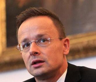 Глава МИД Венгрии раскритиковал политику Украины по Закарпатью