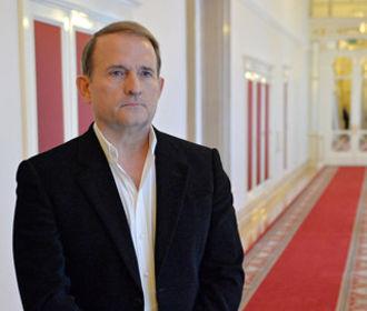 Медведчук напомнил Варфоломею о единстве православной верующей Украины и предостерег от рейдерства