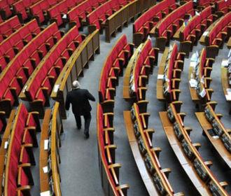 Роспуск парламента возможен - нардеп