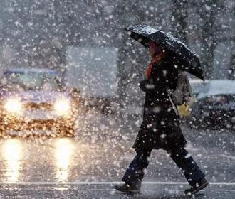 Начало календарной зимы Украина встретит холодами со снегопадами