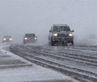 Украинцев предупредили о чрезвычайных ситуациях на дорогах