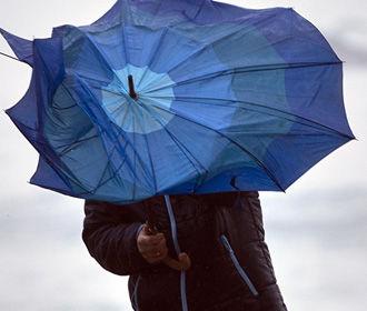 В Украине потеплеет, но будет ветрено
