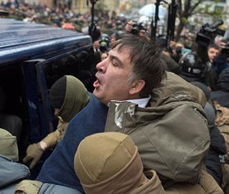 Верховный суд признал законными действия по реадмиссии Саакашвили в Польшу