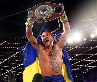 Василий Ломаченко сразится за два чемпионских пояса