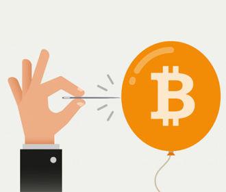 Bitcoin упал до нового минимума