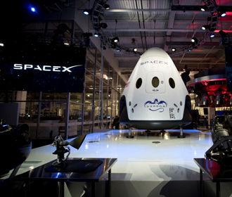 Космическая капсула Crew Dragon разрушена - SpaceX