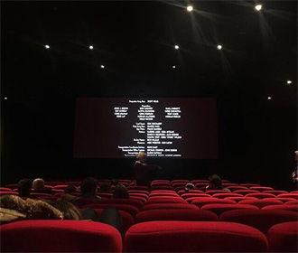 Кинотеатрам пазрешили начать работу с 50% загрузкой