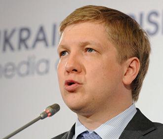 РФ начала переговоры о транзите газа через Украину - Коболев