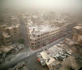 ООН: в Сирии больше не осталось осажденных районов