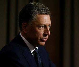 Волкер во вторник вечером встретится с Парубием в Киеве