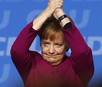 Меркель заявила, что ЕС не будет зависеть от газа из России